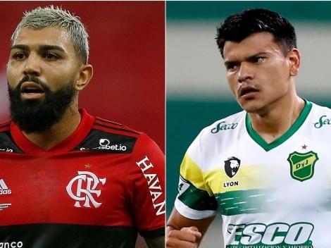 Flamengo x Defensa y Justicia: data, hora e canal para assistir à partida de volta das oitavas da Copa Libertadores