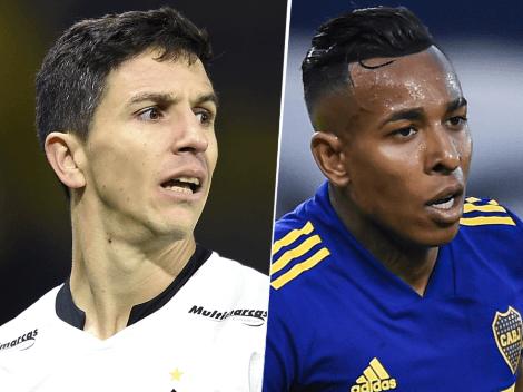 Atlético Mineiro eliminó a Boca en los octavos de final de la Copa Libertadores