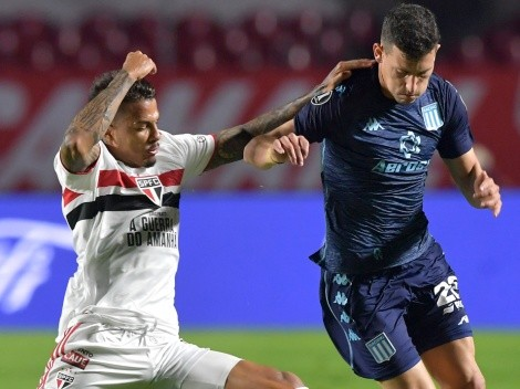 Racing Club vs Sao Paulo: Predictions, odds and how to watch Conmebol Copa Libertadores 2021 in the US today