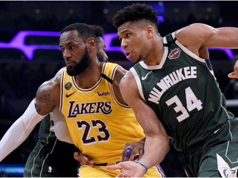 NBA analyst says Giannis Antetokounmpo can pass LeBron James with a title vs. Suns