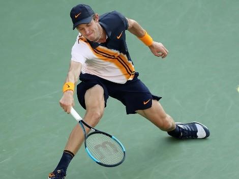 Nicolás Jarry tendrá una semana más para sumar puntos de cara al US Open