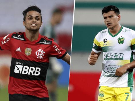 Cómo ver Flamengo vs. Defensa y Justicia EN VIVO por los octavos de final de la Copa Libertadores