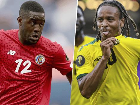 EN VIVO: Costa Rica vs. Jamaica por la Copa Oro