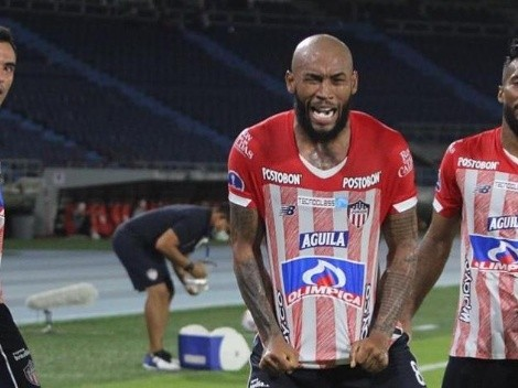 EN VIVO Y EN DIRECTO   Libertad vs. Junior de Barranquilla por la Copa Sudamericana 2021