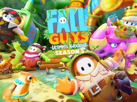 Fall Guys: ya está disponible la Temporada 5 con estas novedades
