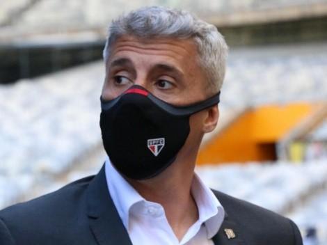 Crespo escala São Paulo para enfrentar o Racing com Miranda, Rigoni e um inédito nos 11 iniciais; confira