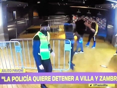Lo quieren llevar preso: Carlos Zambrano y el escándalo contra Boca Juniors