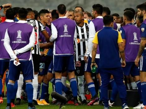 Siete miembros de Boca Juniors, en la comisaría por incidentes en Brasil
