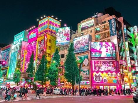 Akihabara, el paraíso del anime y los videojuegos en Tokio