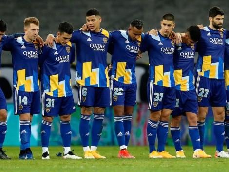 Plantel de Boca Juniors tuvo que declarar en una comisaría por incidentes en el estadio
