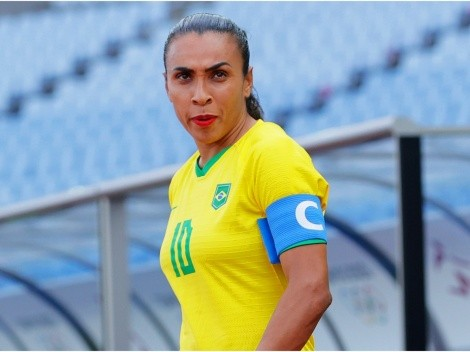 Tokio 2020: Los récords que Marta rompió en el debut de Brasil en el fútbol femenino