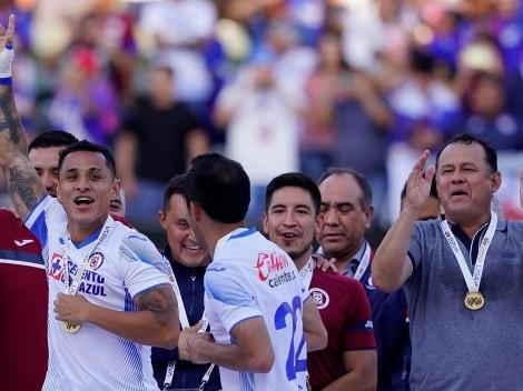 Cruz Azul presumió el Campeón de Campeones con un gran video