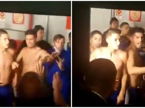 """""""Escupió a un policía"""": más detalles de lo que pasó con Carlos Zambrano en Boca Juniors"""