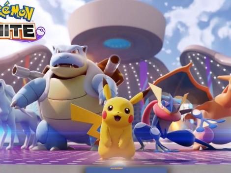 Pokémon UNITE ya está disponible gratis en Nintendo Switch