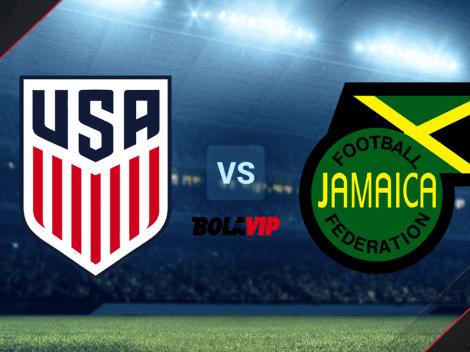 Estados Unidos vs. Jamaica por los cuartos de final de la Copa Oro: día, horario y canal de TV