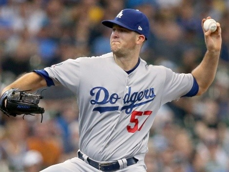 MLB Rumors: Dodgers are aggressively looking for another starting pitcher