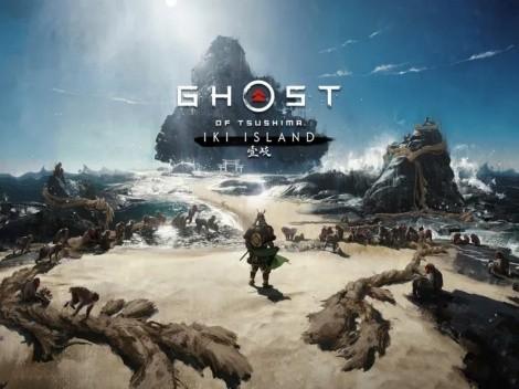 Ghost of Tsushima: primer trailer y detalles de la expansión Iki Island