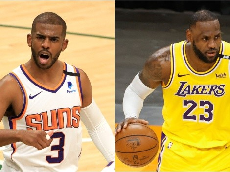 Magic Johnson predicts Chris Paul will join LeBron James and the Lakers