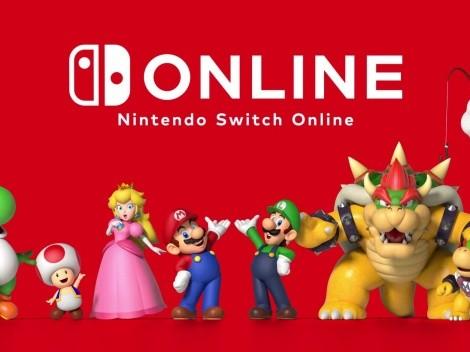 Nintendo Switch Online ya se puede probar gratis por 7 días