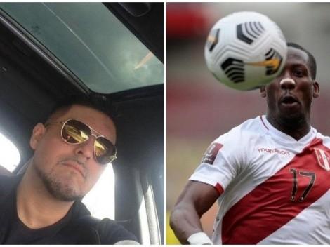 Hermano de Carlos Zambrano se refirió a situación de Luis Advíncula con Boca Juniors