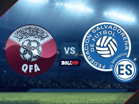 Cómo ver Qatar vs. El Salvador EN VIVO | Cuartos de final de la Copa Oro 2021 | HOY | Hora y canal de TV