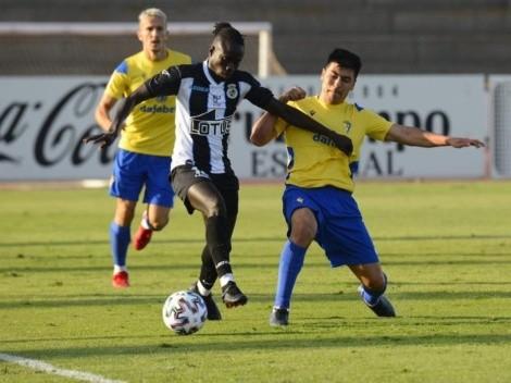 Alarcón debutó con una asistencia en el triunfo del Cádiz