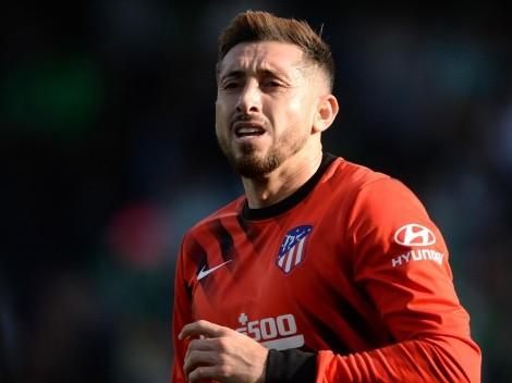 ¿Héctor Herrera a Monterrey? Imposible ahora pero posibilidad a futuro