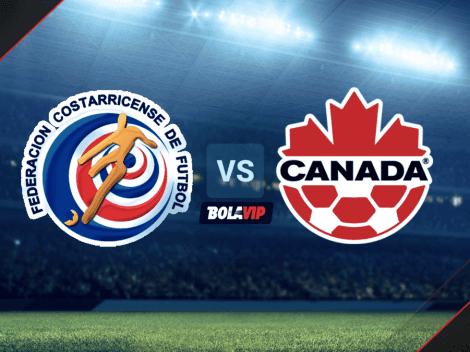 A qué hora juegan Costa Rica vs. Canadá por la Copa Oro | Cuartos de final | Canal de TV | HOY