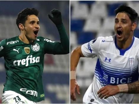 Palmeiras vence o Univ. Católica e agora enfrentará o São Paulo nas quartas de final da Copa Libertadores