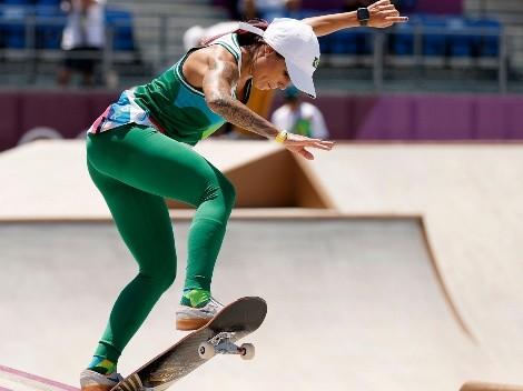 """""""Nosso maior adversário vai ser o calor, não os atletas"""", diz skatista brasileira"""