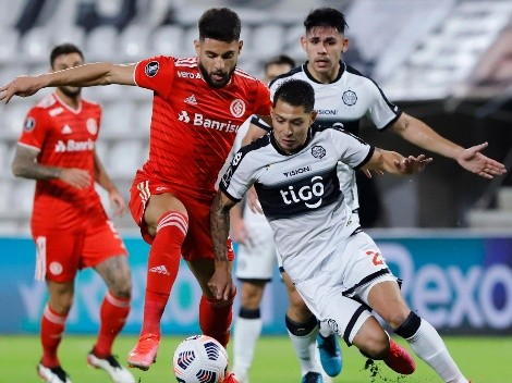 VER EN VIVO HOY   Internacional vs. Olimpia por la Copa Libertadores: horario y canal de TV del partido