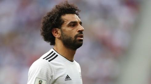 Mohamed Salah of Egypt (Getty).