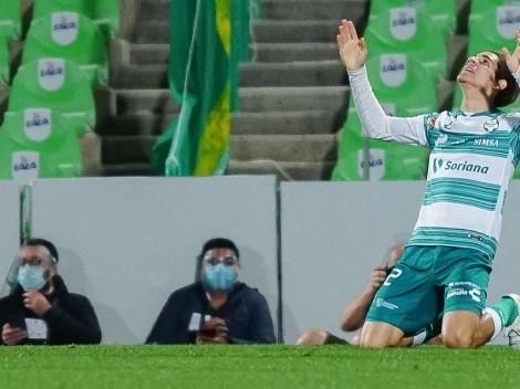 Santiago Muñoz se acerca a su sueño; Santos ya negocia con un club europeo