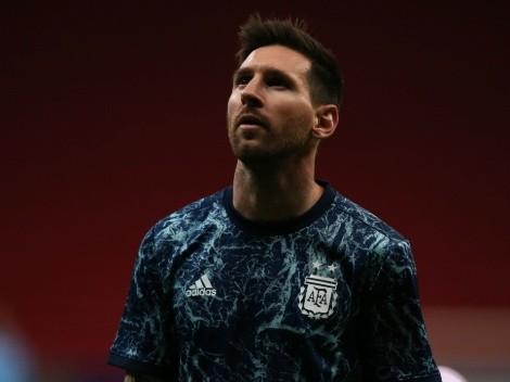 Lionel Messi cumplió el sueño de un prospecto cubano de los Miami Marlins