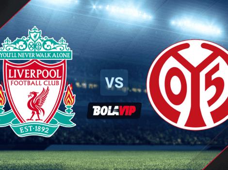 Qué canal transmite Liverpool vs. Mainz 05 EN VIVO por un amistoso de pretemporada: fecha, hora y canal de TV