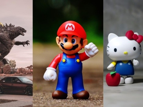¡De Japón para el mundo! Curiosidades del anime, Hello Kitty, Nintendo, Godzilla y más