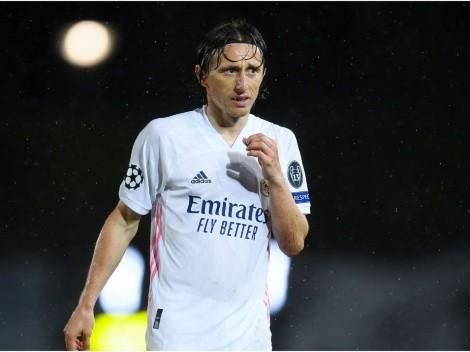 Real Madrid fichará gratis al reemplazante de Luka Modric