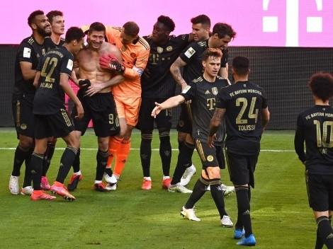 Bayern divide su escala de salarios en plena crisis con sus jugadores