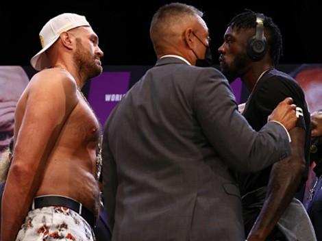 El padre de Tyson Fury prometió que Deontay Wilder será aniquilado