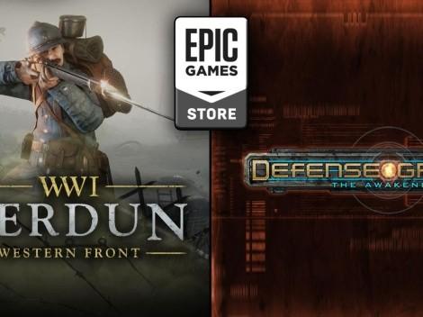 Verdun y Defense Grid gratis por tiempo limitado en la Epic Games Store