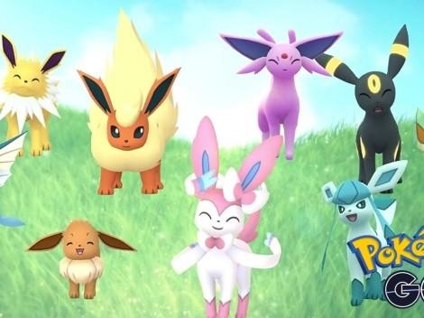 Pokémon GO: nuevos ataques para las evoluciones de Eevee en el Día de la Comunidad de Agosto