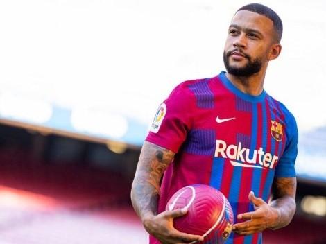 Hasta sin Koeman: Memphis Depay explicó las razones por las que decidió fichar por FC Barcelona