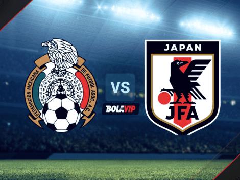 Cómo VER EN VIVO Japón vs. México por los Juegos Olímpicos de Tokio 2020