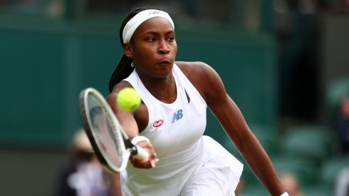 Coco Gauff won't be playing at Tokyo 2020 Olympics. (Getty)