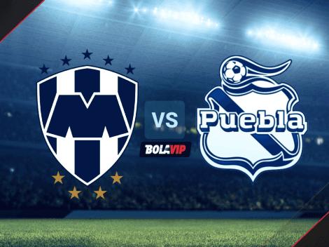 Cuándo juegan Monterrey vs. Puebla por la primera fecha del Apertura 2021