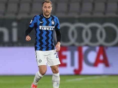 Italia se muestra infranqueable con la situación de Eriksen