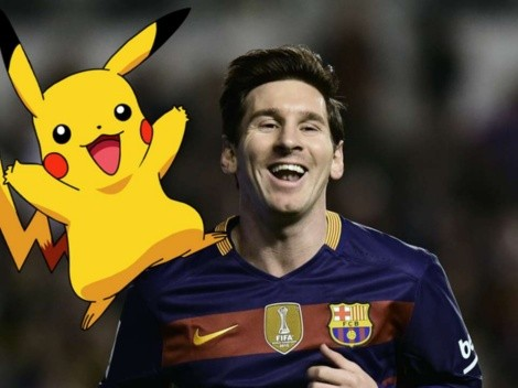 Messi aparece con una gorra de Pikáchu en una nueva foto