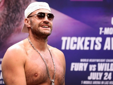 Munición pesada: Tyson Fury destruyó a Deontay Wilder con una frase