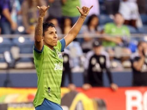 Raúl Ruidíaz fue considerado en el equipo ideal de la MLS tras su golazo desde fuera del área
