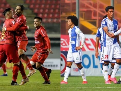 Ñublense y Antofagasta se enfrentan para entrar en la parte alta del Torneo Nacional